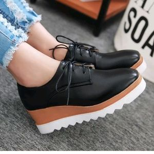 Shoes - New Platform Creeper shoes